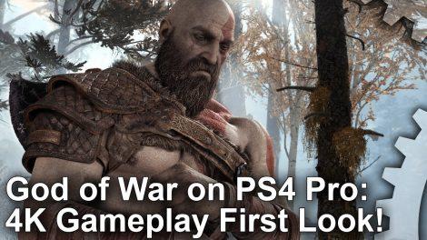 تماشا کنید: God of War نمادی دیگر از قدرت PS4
