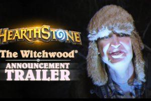 تماشا کنید: بسته الحاقی The Witchwood برای Hearthstone معرفی شد