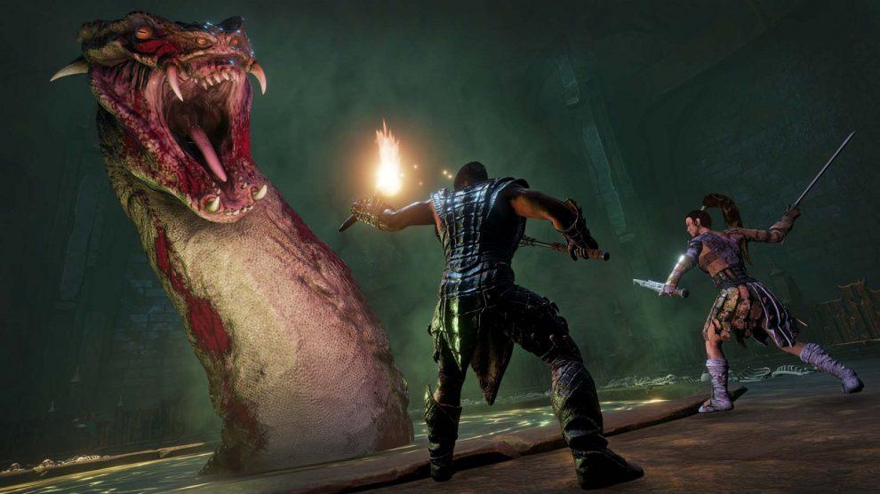 جزئیات گرافیکی Conan Exiles روی Xbox One X و PS4 Pro