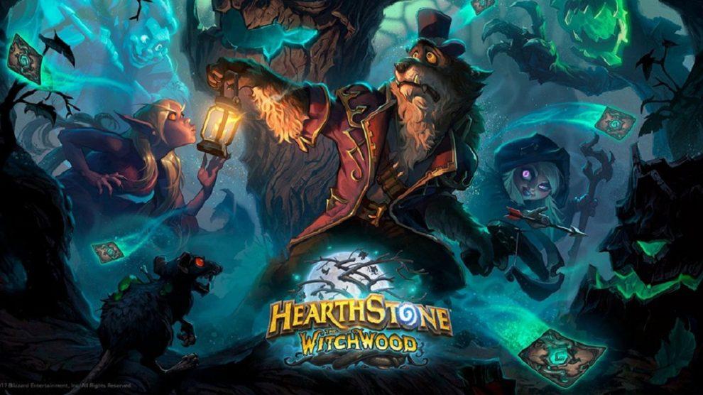 بسته اضافهشونده The Witchwood برای Hearthstone عرضه شد