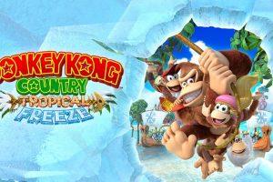 جزئیات گرافیکی Donkey Kong Country: Tropical Freeze مشخص شد