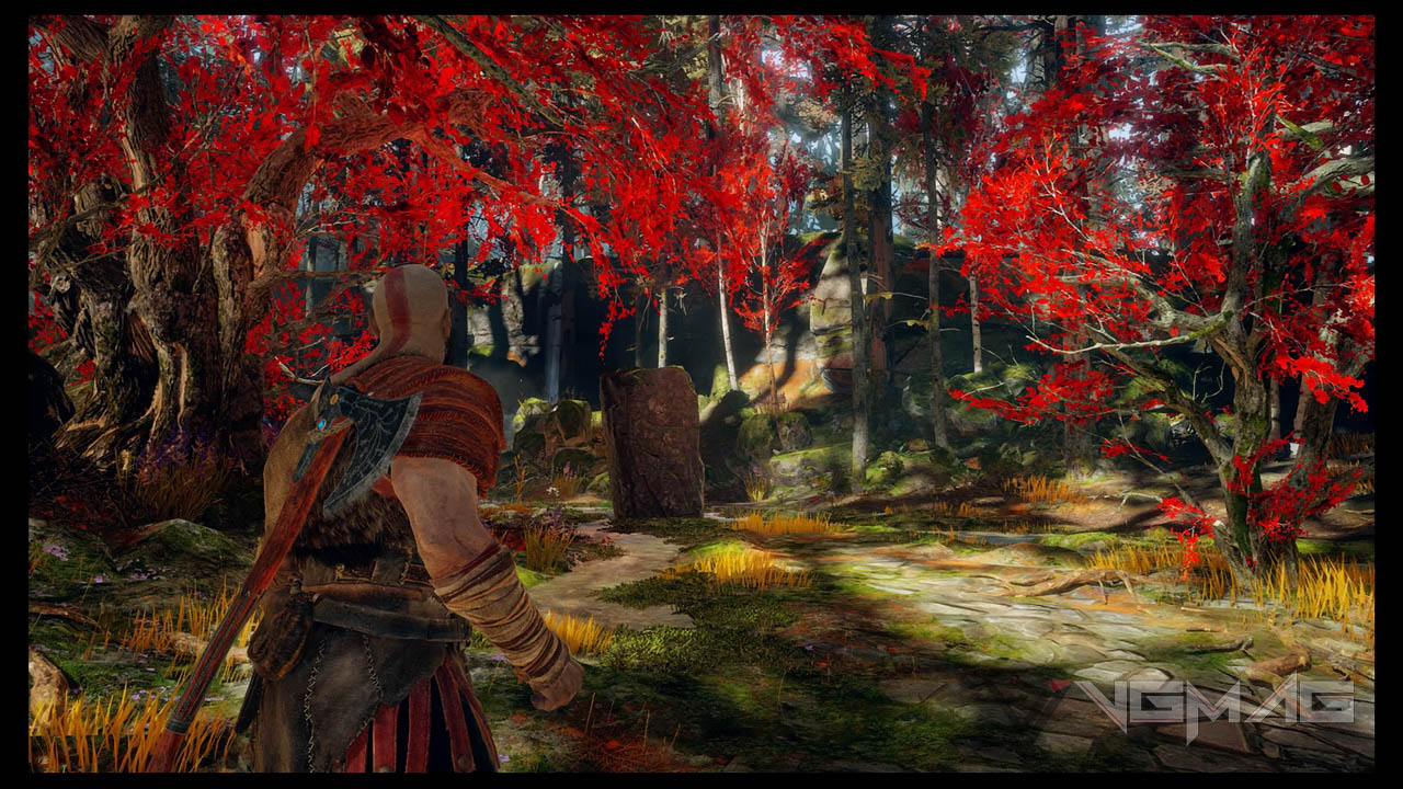 نقد و بررسی God of War