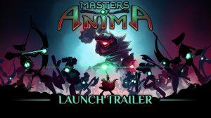 تریلر لانچ Masters of Anima