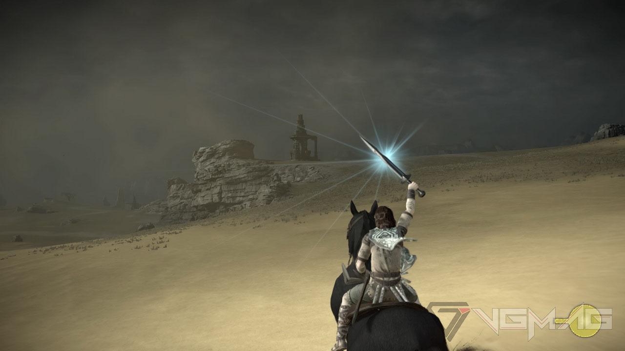 نقد و بررسی بازی Shadow of the Colossus