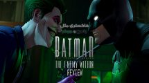 نقد و بررسی Batman The Enemy Within