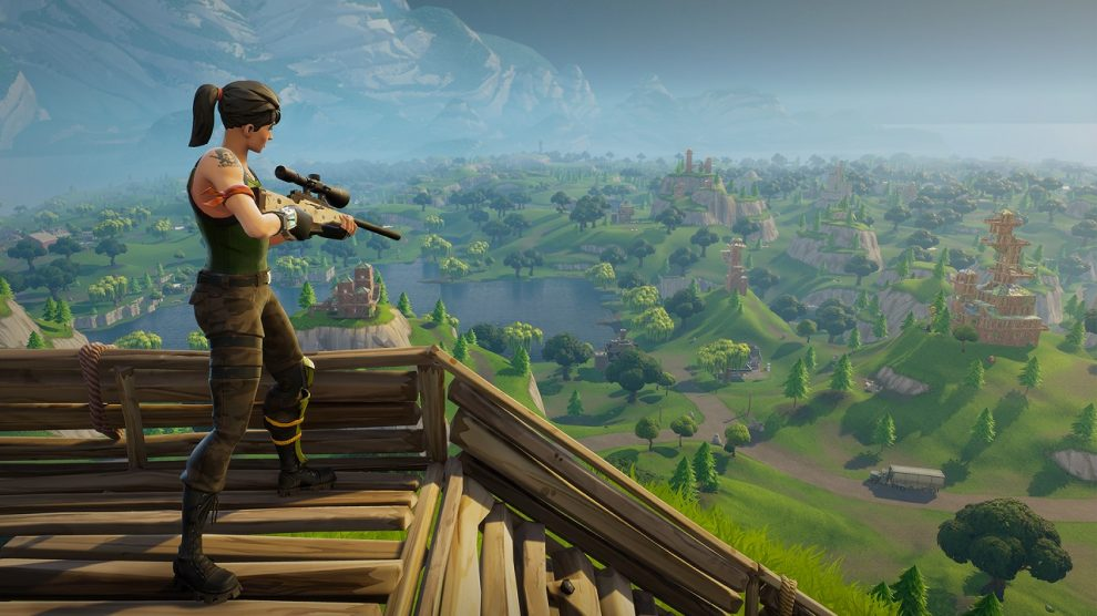 شایعه: Fortnite برای Nintendo Switch عرضه می‌شود