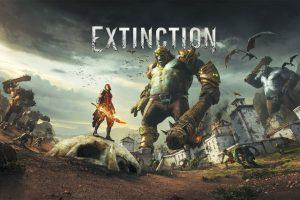 تریلر لانچ Extinction