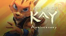 ماه آینده Legend of Kay: Anniversary Edition برای Nintendo Switch عرضه میشود