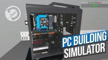 فروش 100 هزار نسخهای PC Building Simulator