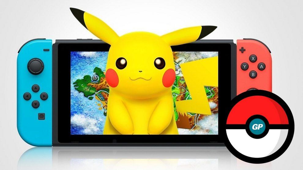 احتمال انتشار Pokemon برای Nintendo Switch در سال 2018
