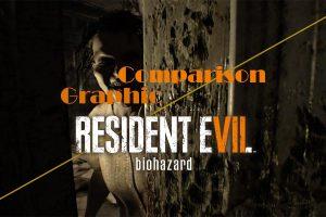 مقایسه گرافیکی Resident Evil 7 بین Ps4 Pro و XBOX One