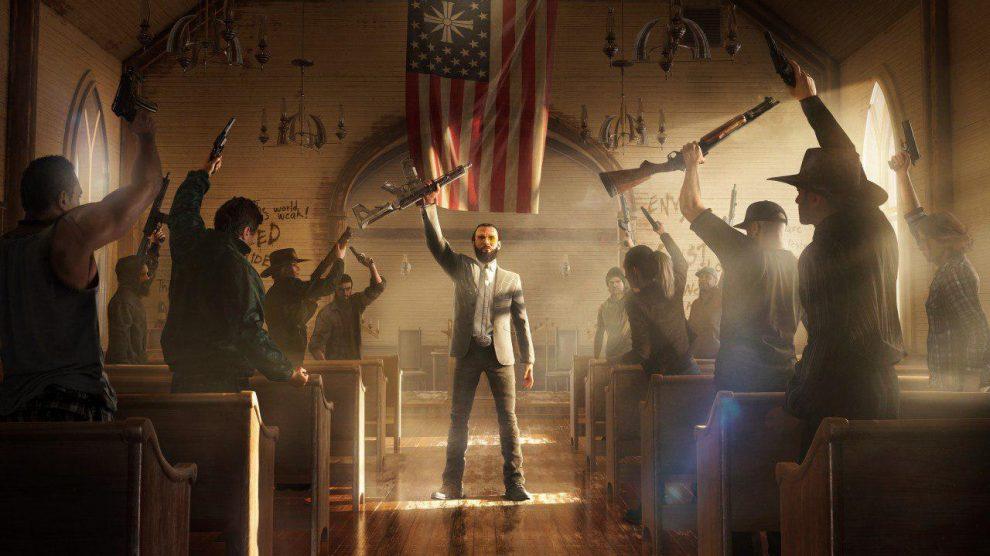 صدرنشینی Far Cry 5 در جدول پرفروشترینهای ماه مارچ PSN آمریکا
