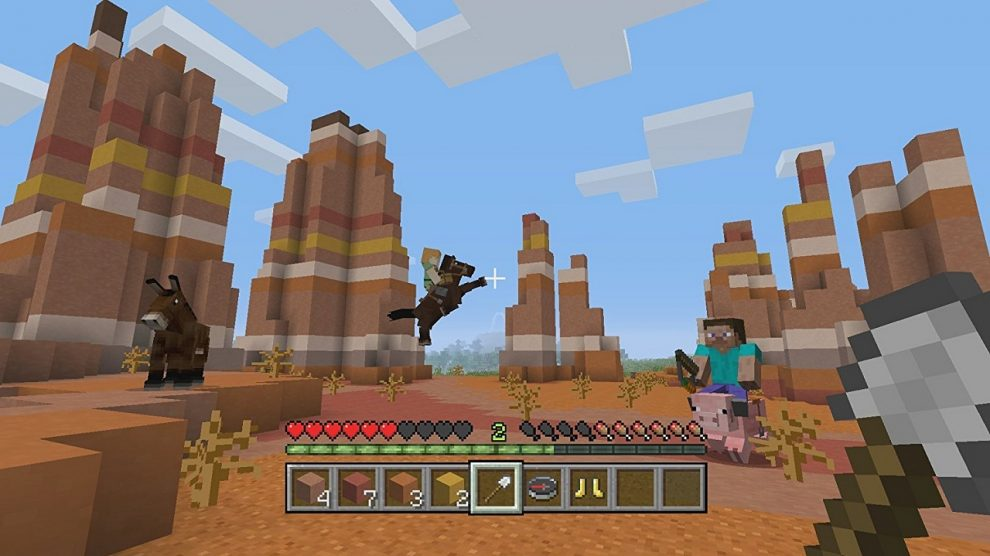 پایان پشتیبانی Minecraft از کنسولهای قدیمی نزدیک است