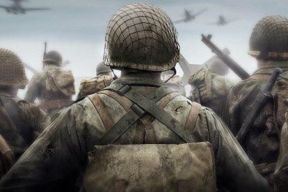 تنها 30 درصد گیمرها بخش داستانی Call of Duty WW2 را بازی کردهاند