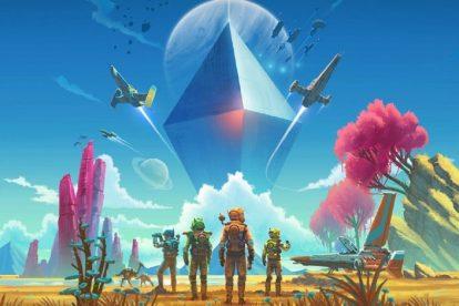 بخش چند نفره به بازی No Man's Sky اضافه میشود