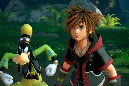 اعلام تاریخ عرضه بازی Kingdom Hearts 3 در ماه آینده