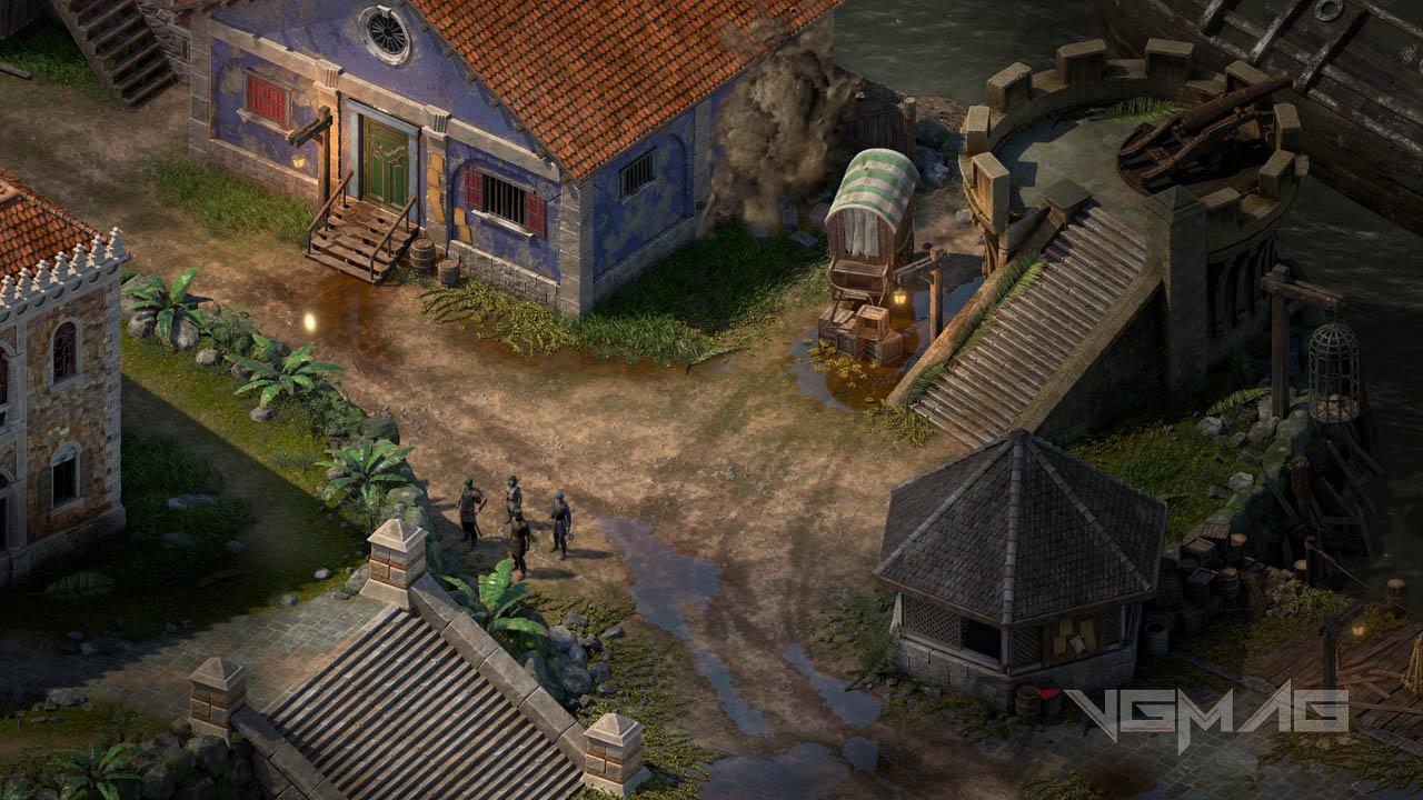 بررسی بازی Pillars of Eternity 2 Deadfire