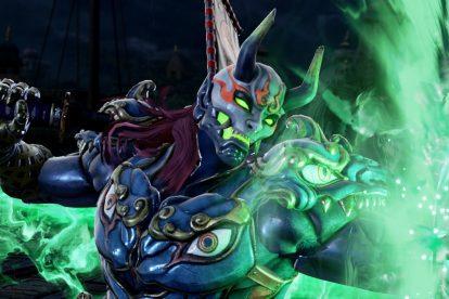 تصاویری از حضور Yoshimitsu در بازی SoulCalibur 6