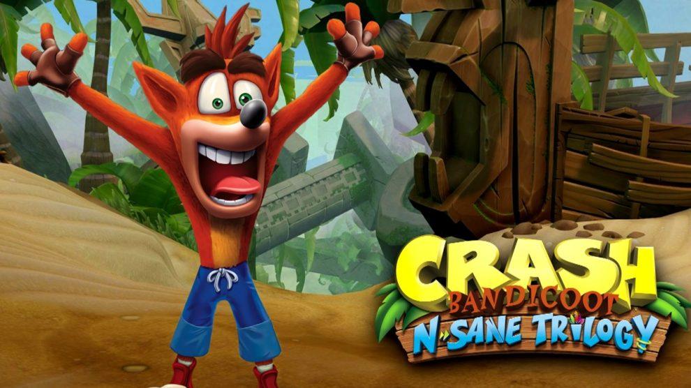 تاریخ عرضه Crash Bandicoot N. Sane Trilogy برای پلتفرمهای مختلف جلو افتاد