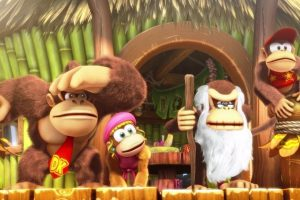 تکرار صدرنشینی Donkey Kong Country Tropical Freeze در بازار ژاپن