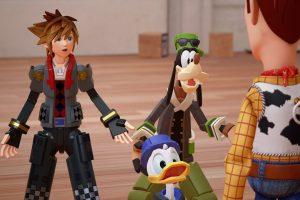 بازدیدکنندگان E3 2018 میتوانند Kingdom Hearts 3 را بازی کنند