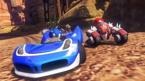 بازی ریسینگ جدید Sonic بهزودی معرفی میشود