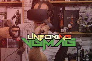آنباکسینگ Oculus Rift