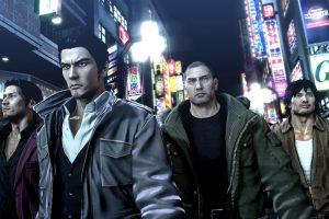 بازسازی قسمتهای دیگر مجموعه Yakuza برای PS4 تایید شد