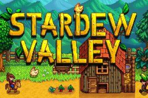 بازی Stardew Valley برای PS Vita عرض میشود
