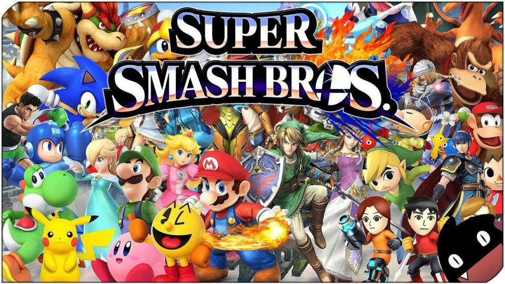 شایعه: فهرست شخصیتهای Super Smash Bros لو رفت