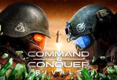 تماشا کنید: بازی Command and Conquer: Rivals معرفی شد