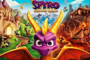 تماشا کنید: 10 دقیقه از گیمپلی بازی The Spyro Reignited Trilogy