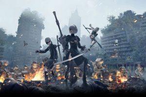 فروش بازی NieR Automata به سه میلیون نسخه رسید