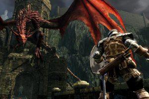 مقایسه گرافیکی بازی Dark Souls Remastered