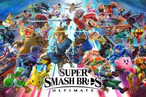 فهرست کامل شخصیتهای بازی Super Smash Bros Ultimate