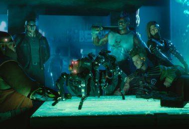 مشخصات کامپیوتری که بازی Cyberpunk 2077 را در E3 2018 اجرا کرده