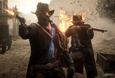 گیمپلی بازی Red Dead Redemption 2 در E3 2018 نمایش داشته !