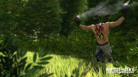 مبارزه با 100 هزار دشمن در بازی Serious Sam 4