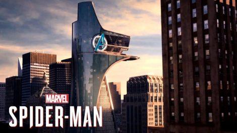 اعضای Avengers در بازی Spider-Man حضور دارند