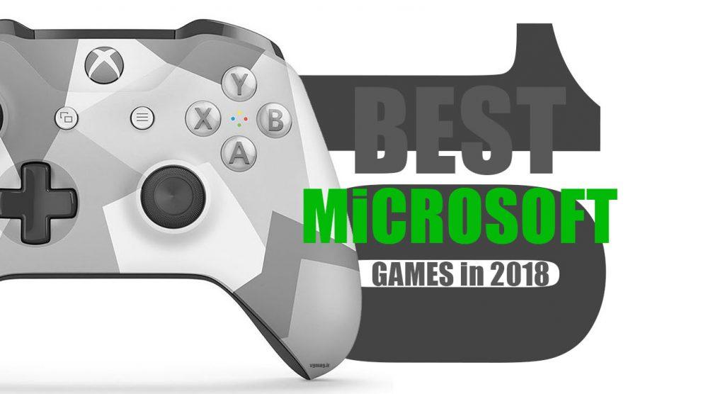 Xbox One در سال 2018