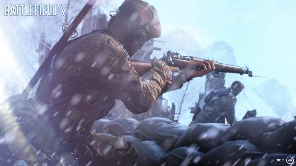 بخش Grand Operations بازی Battlefield 5 از ابتدا در دسترس نیست