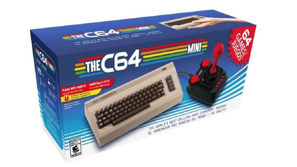 تاریخ عرضه Commodore 64 Mini مشخص شد
