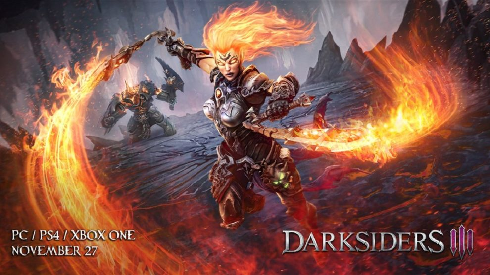 اعلام جزئیات بستههای بازی Darksiders 3