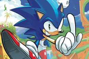 ساخت فیلم Sonic the Hedgehog رسما شروع شد