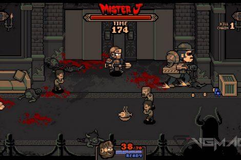 بررسی بازی Streets of Red - Devil's Dare Deluxe