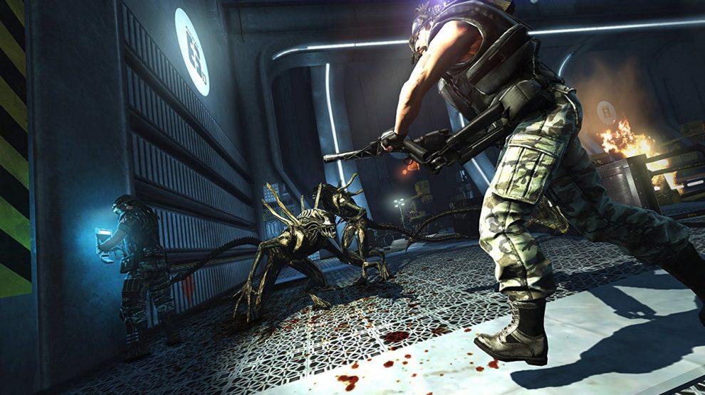 پردهبرداری از یک اشتباه احمقانه در ساخت بازی Aliens Colonial Marines