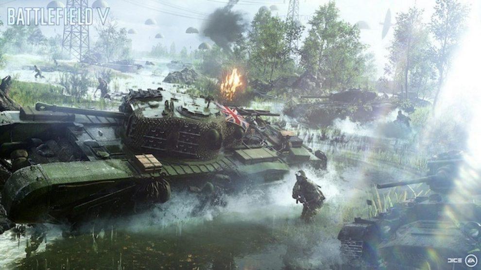 انتشار جزئیاتی جدید از گیمپلی بازی Battlefield 5
