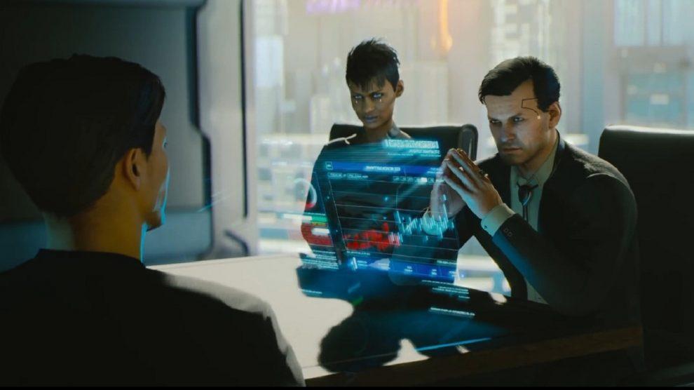 نگاه جدی بازی Cyberpunk 2077 به سیاست
