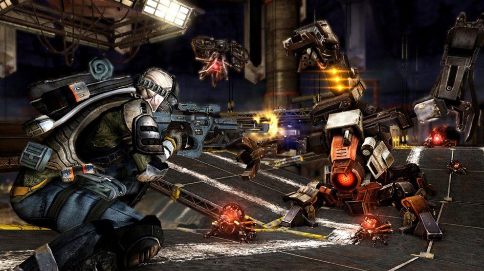 اخراج تعدادی از سازندگان بازی Defiance 2050