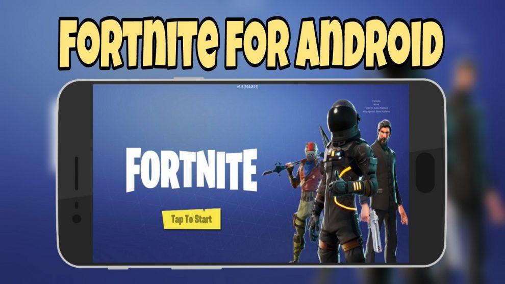 بازی Fortnite برای اندروید عرضه میشود اما انحصاری سامسونگ